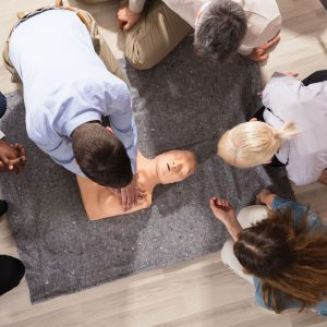 Basic Life Support with Defibrillator including Choking – COMING SOON – REGISTER YOUR INTEREST